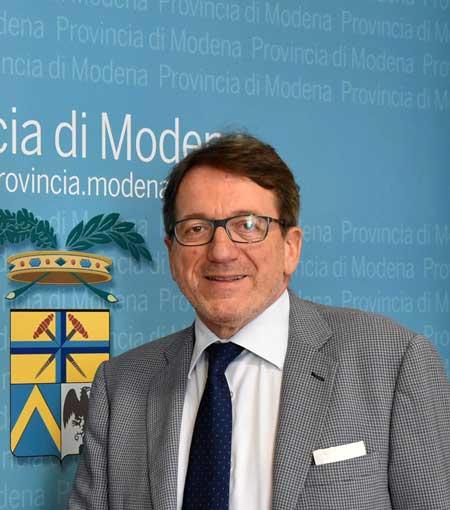 Provincia di Modena » Gian Carlo Muzzarelli