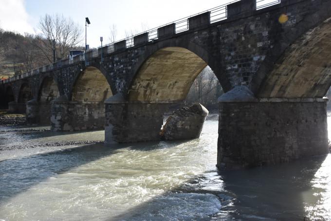 Il ponte di Samone